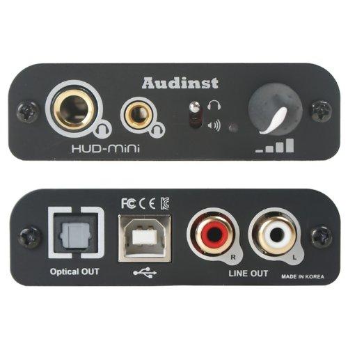 Audinst Hud-Mini Hi-Fi Usb Audio Dac
