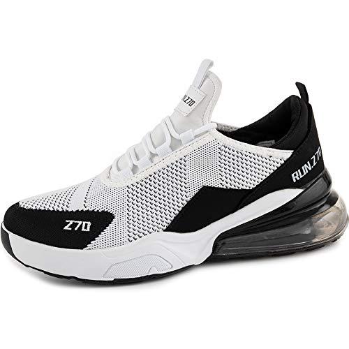 Men s Air Cushion Running Sneaker,Fashion Color