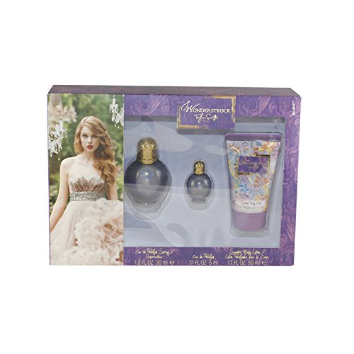 Taylor Swift Wonderstruck 3 Piece Gift S