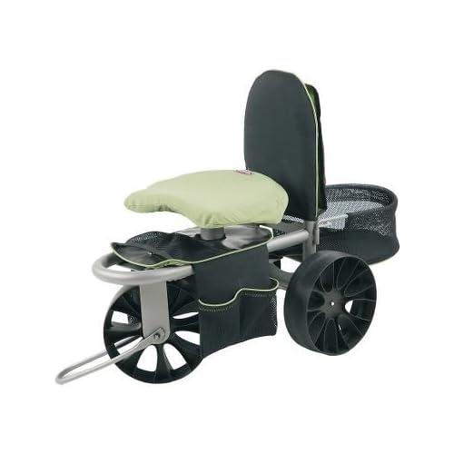 Amazoncom Deluxe Garden ScooterCart Xtv Gardening Caddy