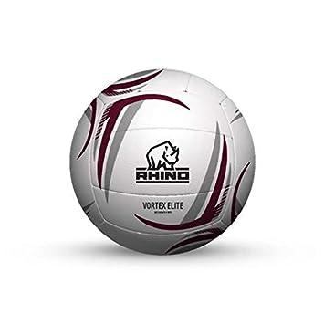 Rhino Netball Vortex Pro - Balón de Baloncesto, Color Blanco ...