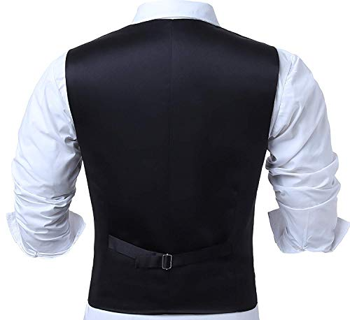 Tuxedo Grau Giacca Gilet Nner Brown Slim Da Giovane Blazer Fit Vest Yasminey Uomo SVpqMGUz