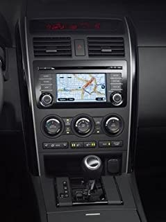 amazon com car gps navigation system for mazda cx 9 2007 2008 2009 rh amazon com Mazda Navigation System Manual Mazda Navigation Card