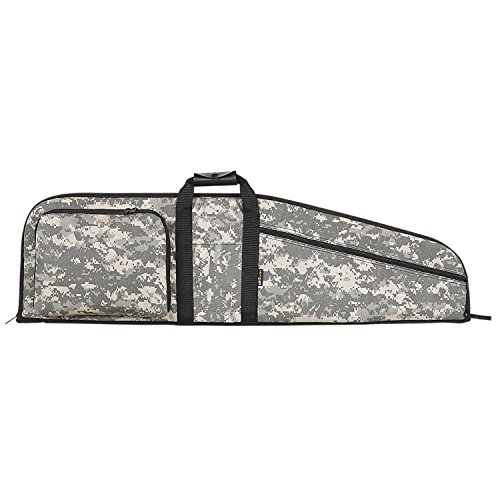 Why Should You Buy Allen Tactical Rifle Case with Removable Pouch, 42, Digital Camo