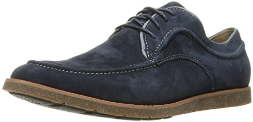(Hush Puppies Men's Hade Jester Oxford, Navy Suede, 11 M US)