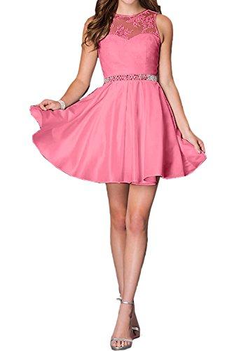 Wassermelone Vestido mujer trapecio para Topkleider 7wfU6