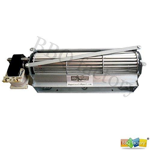 bbq factory® FBK-100, FBK-200, FBK-250, BLOT Replacement Fireplace Blower Fan UNIT for Lennox, Superior, Hunter, Rotom HB-RB100 Fireplace Blower