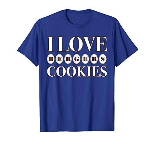Berger Cookies Shirt Baltimore Maryland Cookie T-Shirt ()