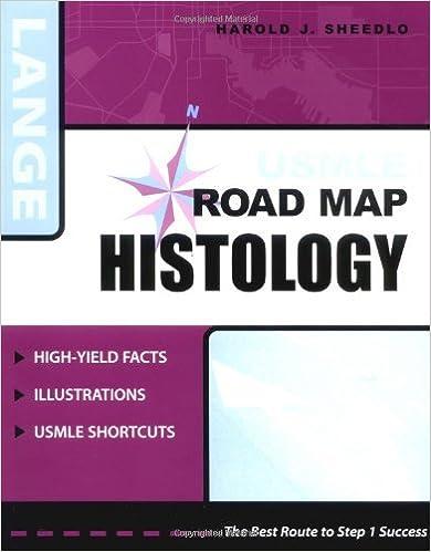 USMLE Road Map Histology (LANGE USMLE Road Maps)
