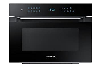 Samsung MC35J8088LT Forno a Microonde Ventilato, 900 watt, Argento ...
