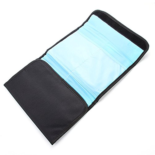 Foto4easy Lens Filter Pouch Wallet Case 6 Pocket for 100mm/100150mm UV CPL Cokin Z Square Filter
