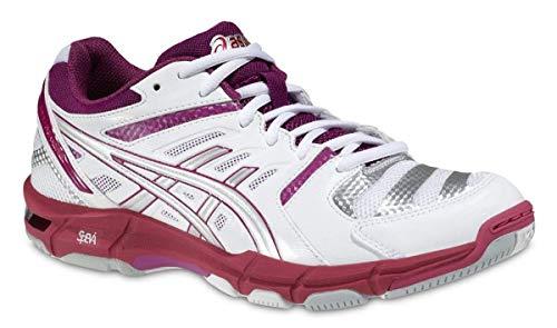 Tacco nbsp;scarpe 4 Bianco rosa Gel Asics beyond viola Scuro Col qtFxREXnw