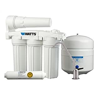 Watts Premier 5 Stage Manifold Reverse Osmosis With 24 Gpd Membrane And Standard