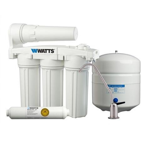 Watts Premier 5-Stage Manifold Reverse Osmosis with 24 GPD Membrane and Standard Faucet (Watts Premier 5 Stage compare prices)