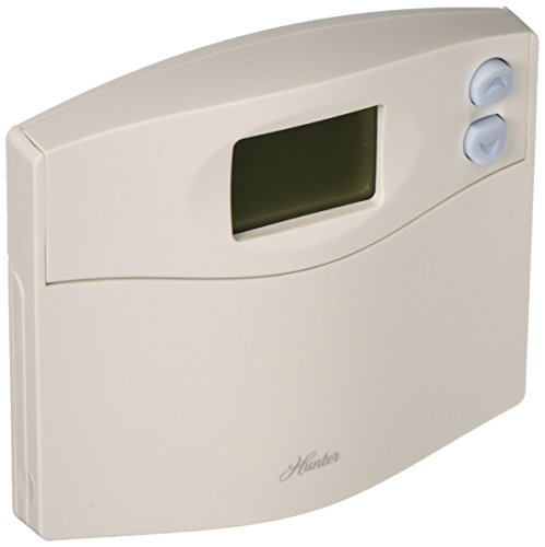 Hunter 44260 Set and Save Programmable Thermostat - Hunter Fan Thermostats
