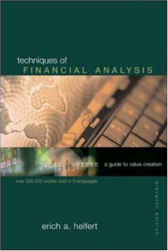 Download Techniques of Financial Analysis with Financial Genome Passcode Card Pdf