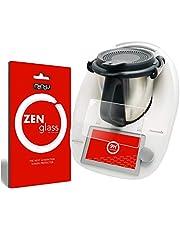 ZenGlass nandu I flexibel glasfilm kompatibel med Vorwerk Thermomix TM6 I skärmskydd 9H