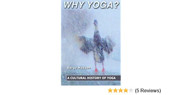 Why Yoga A Cultural History Of Yoga Madsen Borge 9781493581702 Amazon Com Books