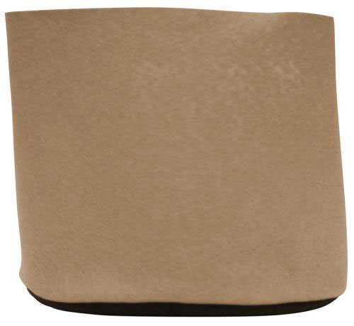 Pot 10 Gallon, Tan Round, Case of 60 by Essential Pot