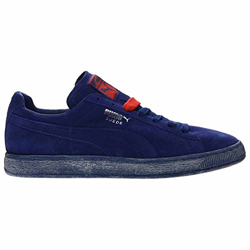 PUMA Adult Suede Classic Shoe Blue buy authentic online sale genuine sale good selling cheap sale classic nbIFBaECW