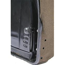 John Deere Back Seat Cushion Original Fabric 4640