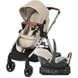 Travel System Anna Maxi-Cosi, Bege Nomad Sand