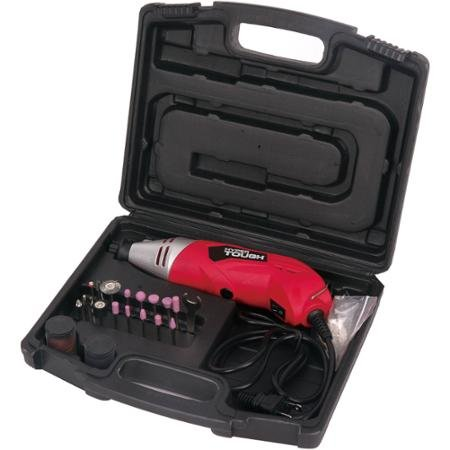 Hyper Tough 106 Piece Rotary Tool Kit by BLOSSOMZ (Image #2)