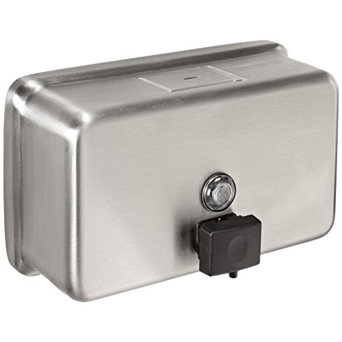 Classic Series Surface Mounted Toilet (Bobrick B-2112 Classic Series Surface-Mounted Soap Dispenser,satin-finish stainless steel)