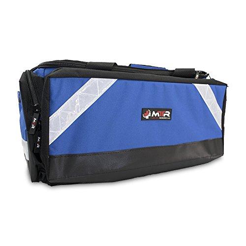 Med-Tech Elite Trauma Bag, Blue, Each
