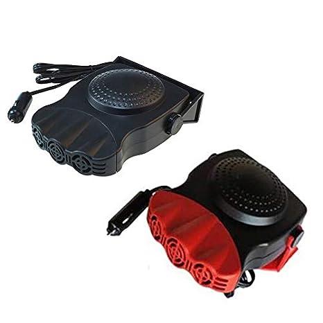 Vehículo para el automóvil Calentador de aire portátil eléctrico Calentador de aire caliente Ventilador de la