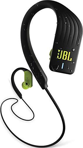 JBL Endurance Sprint - Auriculares (Inalámbrico, Gancho de Oreja, Binaural, Intraaural, 20-20000 Hz, Negro, Amarillo): Amazon.es: Electrónica