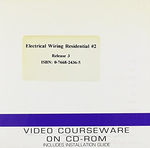 electrical wiring residential cd part 2 electrical wiring rh amazon com Residential Wiring Symbols Residential Electrical Wiring Codes
