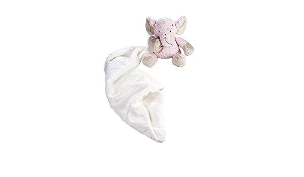 Mousehouse Gifts Bebé Recién Nacido Doudou Grande y Súper Suave con Elefante de Peluche Para Niñas Rosa: Amazon.es: Juguetes y juegos