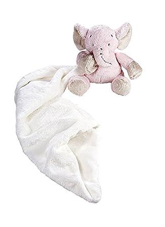 Mousehouse Gifts Bebé Recién Nacido Doudou Grande y Súper Suave con Elefante de Peluche Para Niñas
