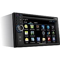 Rydeen DVA6 6.2 Double DIN DVD CD GPS MP3 Android USB Aux Bluetooth Navigation