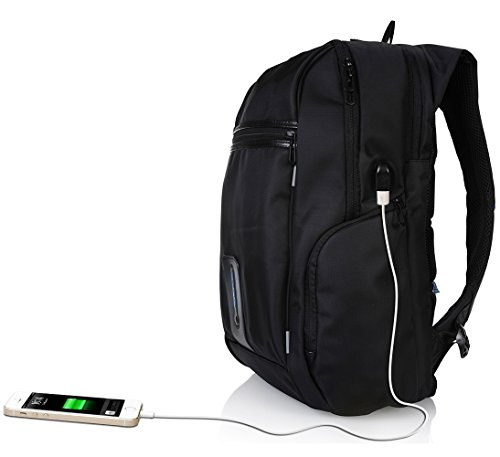TRAKK FUEL USB Power Bank Backpack