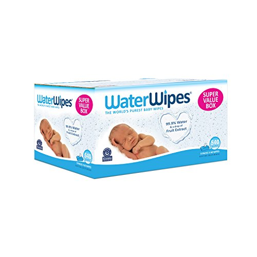 WaterWipes Sensitive Baby Wipes, 9 Packs of 60 Count (540 - Market New Shopping