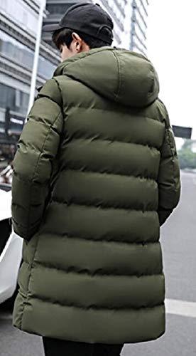 Packable Piumino Uomo Basso Sicurezza Leggeri Cappotto Con Cappuccio Parka Esterna 1 Verso Trapuntato Della Da Luce Il 45nq7Xvwv