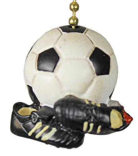 Soccer Ball Star Fan Cleats Win Game Day Sport Fan Pull