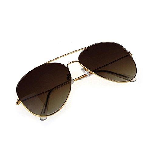 Mchoice New Hot Men and Women Classic Metal Designer Sunglasses - Sunglasses $5 Designer
