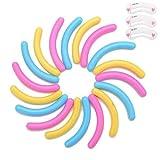 Coobbar 100pcs Eyelashes Eyelash Curler Replacement Pads