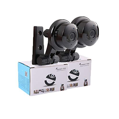 (Evin Mini spy Hidden Camera 1080P HD Mini WiFi Babysitter IP Camera Sprint Camera Motion Detection Night Vision Wireless Hidden Camera Home Security (2 Pieces))