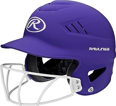 53df6770d Amazon.com   Rawlings Sporting Goods Highlighter Series Softball Helmet