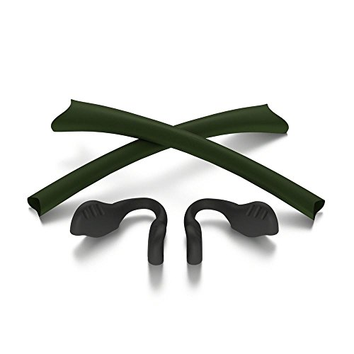 Oakley Radar Frame Earsocks / Nosepads Kit - Green Radar Oakley