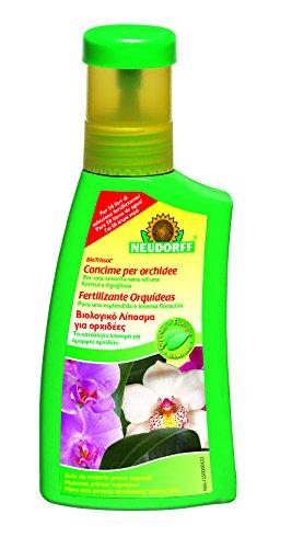 Neudorff Biotrissol - Fertilizante orquídeas, 250 ML, Color Amarillo: Amazon.es: Jardín