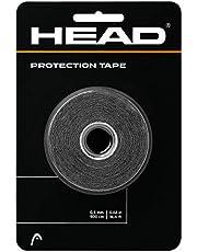 HEAD Racket Protection Tape - Racquet Head Guard - 16' Roll, Black