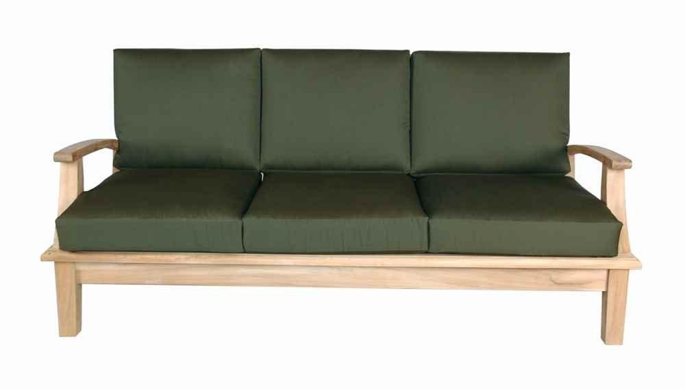 Amazon.com: Brianna Deep Asientos sofá W – Cojín Unfinished ...