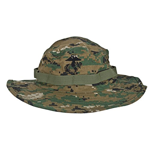 USMC Large DIGITAL WOODLAND MARPAT (MARINE PATTERN) BOONIE HAT FIELD COVER  USMC ISSUE (Large) - Buy Online in Oman.  b5a97cc624b