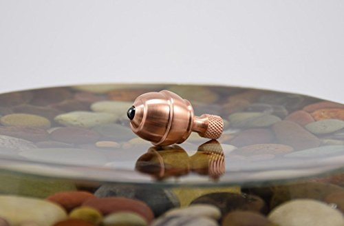Yakima COPPER Spinning Top - Precision CNC Made in the USA by NW TOPS (Image #2)