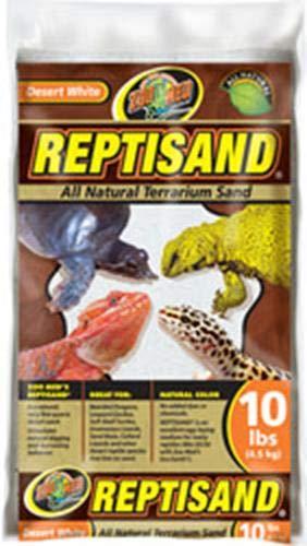Zoo Med ReptiSand, 10 Pounds, Desert White ()